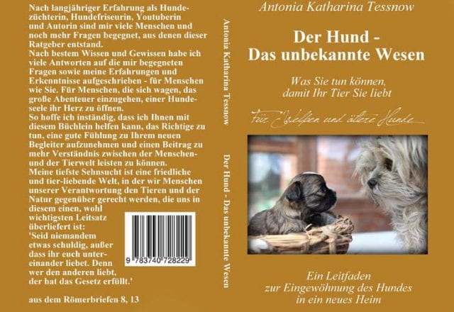 Der Hund – Das unbekannte Wesen, ein Leitfaden zur Eingewöhnung des Hundes in ein neues Heim