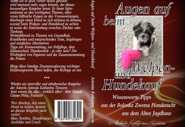 Augen auf beim Welpen- und Hundekauf